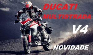 Ducati Multistrada V4 2021 –  Combinado de sensações puras thumbnail
