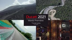 Ducati World Première 2021 – A Série Web revela amanhã a nova Ducati Multistrada V4 thumbnail