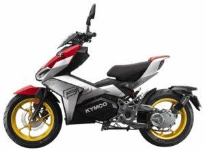 KYMCO F9, uma 'funny-scooter' eléctrica de duas velocidades thumbnail