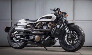 Harley-Davidson Custom 1250 confirmada thumbnail