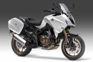 Imagens revelam a nova Honda CB1100X thumbnail
