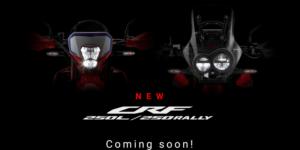 Honda – Lançamento das novas CRF250L e CRF250 Rally thumbnail