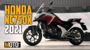 Honda NC750X 2021 – apresentação Vídeo thumbnail