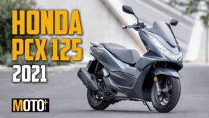 Honda PCX 125 2021 – apresentação vídeo thumbnail