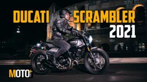 Ducati Scrambler 2021 – apresentação vídeo thumbnail