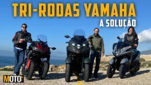 Yamaha Tri-Rodas – A Solução? (Vídeo) thumbnail
