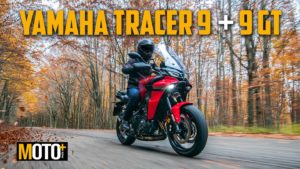 Yamaha Tracer 9 e 9 GT – apresentação vídeo thumbnail