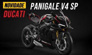 Ducati – Ataque intemporal com a nova Panigale V4 SP thumbnail