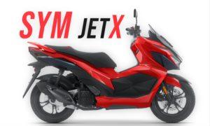 SYM – JET X é a nova 'coquelux' das Scooter 125 thumbnail