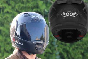 Roof R 200 Carbon: design puro e minimalista num capacete integral thumbnail