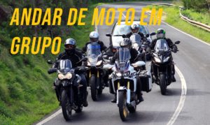 Dicas de condução – Como andar de moto em grupo? thumbnail