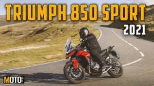 Nova Triumph Tiger 850 Sport – apresentação vídeo thumbnail
