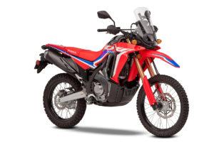 Honda CRF300 Rally 2021: Mais leve e mais potente thumbnail