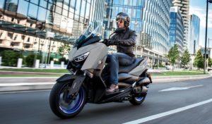 Yamaha X-Max 125 com mais performances e menores consumos thumbnail