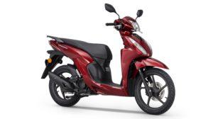 Honda Vision 110 2021: Ainda melhor e mais económica thumbnail