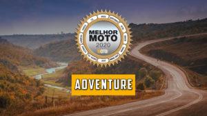 Melhor Moto 2020 – Adventure, conheça os nomeados e vote já! thumbnail