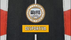 Melhor Moto 2020 – Desportiva, conheça os nomeados e vote já! thumbnail