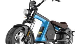 EMoS Wyld, uma divertida elétrica em estilo chopper thumbnail