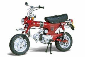 Honda Dax de volta, com novo nome e 125cc? thumbnail