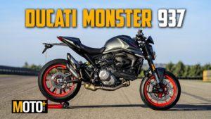 Ducati Monster 937 – Apresentação vídeo thumbnail