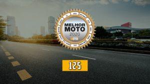 Melhor Moto 2020 – Moto  125, conheça os nomeados e vote já! thumbnail