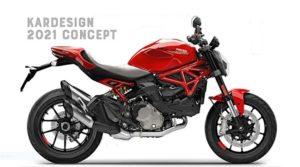 Designer desapontado com a nova Ducati Monster 2021 thumbnail