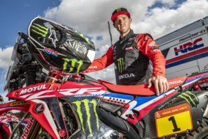 A História da Honda no Rali Dakar – 2ª parte thumbnail