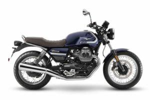 Moto Guzzi V7 Stone e Special 2021: Melhoramentos e Euro 5 thumbnail