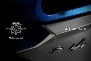 MV Agusta lança novo modelo em parceria com a Alpine Cars thumbnail