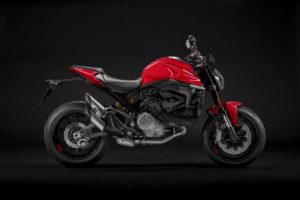 Ducati Monster 2021: Máxima diversão! thumbnail