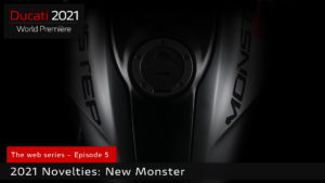 Ducati World Premiere 2021, 5º Episódio – A nova Monster thumbnail