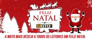 A MOTO MAIS DESEJA-LHE BOAS FESTAS thumbnail