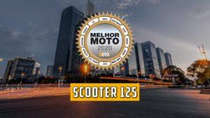 Melhor Moto 2020 – Scooter 125, conheça os modelos nomeados e VOTE JÁ! thumbnail