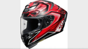 Shoei X-Spirit III, um capacete com aerodinâmica de MotoGP thumbnail