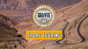 Melhor Moto 2020 – Sport Touring, conheça os nomeados e vote já! thumbnail