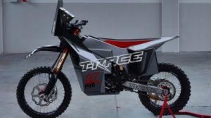 T-Racy Rally Pro 2021: A primeira moto elétrica do Dakar thumbnail