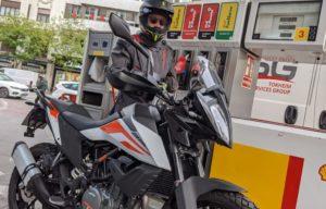 95 ou 98… qual a melhor gasolina para a minha moto? thumbnail