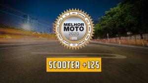 Melhor Moto 2020 – Scooter +  125, conheça os nomeados thumbnail