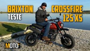 Brixton Crossfire 125 XS – Uma máquina de fazer sorrisos thumbnail