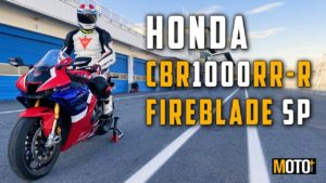 Teste Honda CBR 1000 RR-R Fireblade SP – A mais radical Fireblade de sempre (Vídeo) thumbnail