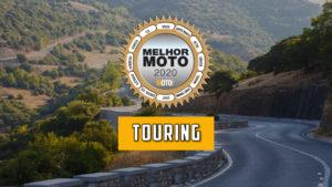 Melhor Moto 2020 – Touring, conheça os nomeados e vote já! thumbnail