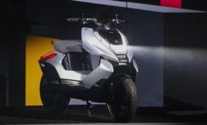 CFMoto aposta na mobilidade elétrica com a Zeeho thumbnail