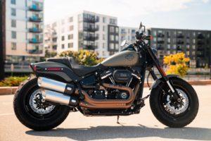 Harley-Davidson Fat Bob 114: A mais poderosa Softail! thumbnail