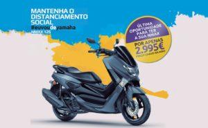 Yamaha – Campanha 'Preço Chave na Mão' para NMAX 125 thumbnail