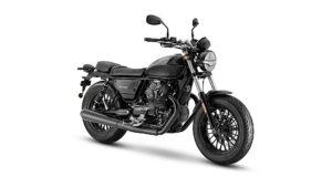 Moto Guzzi V9 2021: Mais potente e mais fácil na estrada thumbnail