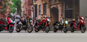 Honda: Oito scooters e motos de 125cc anti-Covid thumbnail