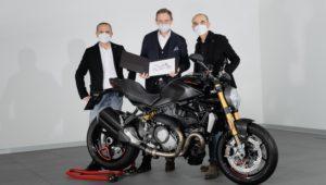 Ducati – 350,000 vezes Monster thumbnail