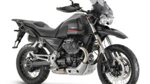 Moto Guzzi V85 TT 2021: Revisão ligeira na eletrónica e motor thumbnail