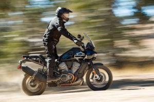 Um primeiro olhar sobre a nova Harley-Davidson Pan América thumbnail
