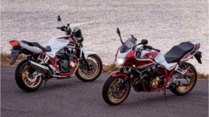 Honda CB1300 Super Four e Super Bol D'Or lançadas no Japão thumbnail